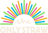 The Only Straw Logo